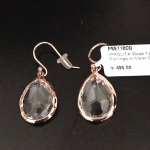 Ippolita Rose Rock Candy Drop Earrings